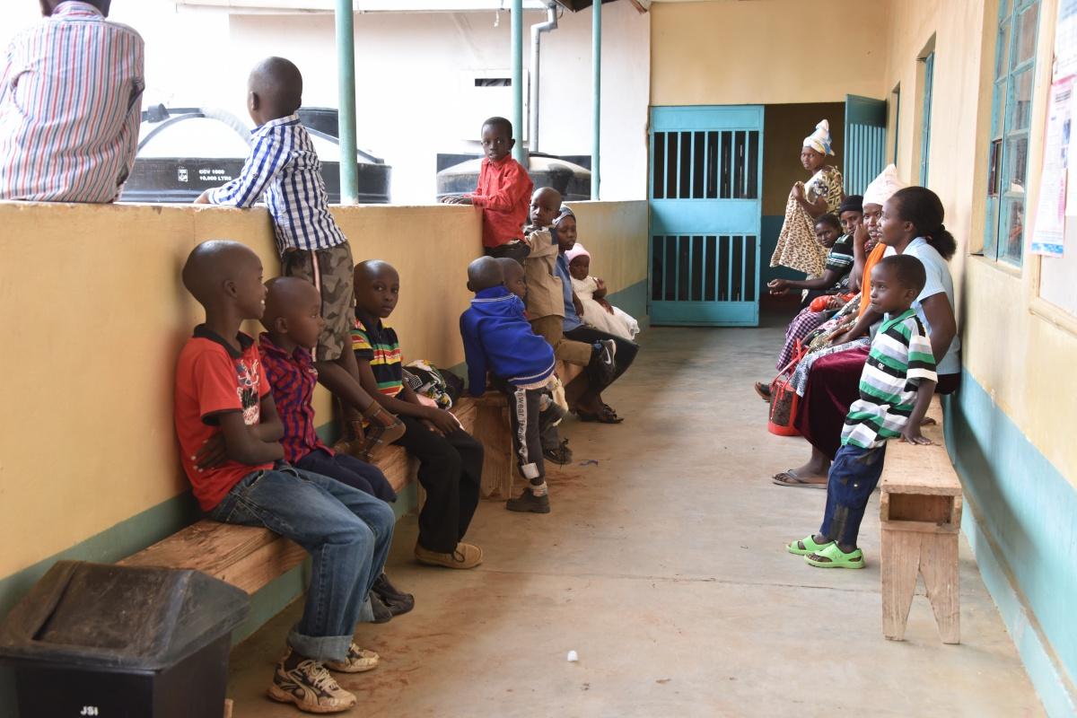 Kenia dzieci