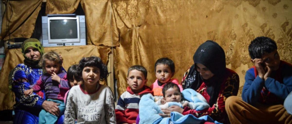 rodziny syryjskie