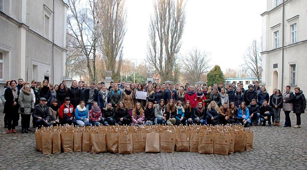 Caritas Kalisz akcja
