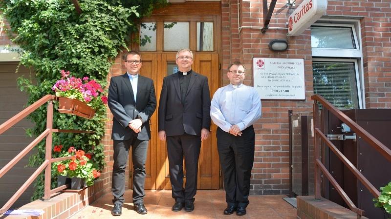 Caritas - Dyrektorzy