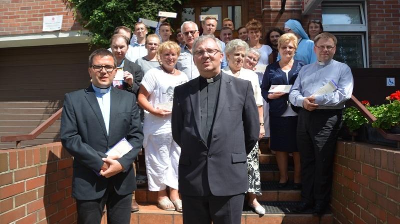Caritas pracownicy