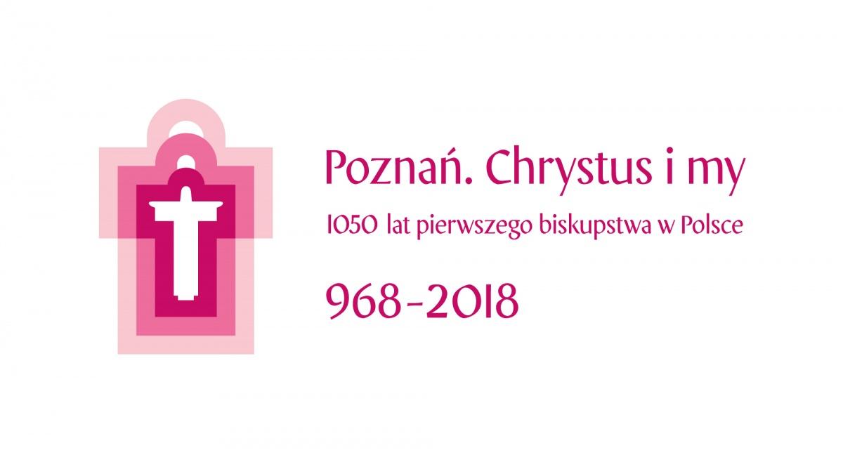 Logo-Poznań-Chrystus-i-my-1050-lat-pierwszego-biskupstwa-w-Polsce