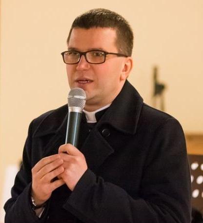 ks Marcin Janecki - Dyrektor Caritas Poznań