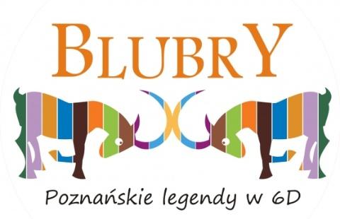 Blubry 6D logo