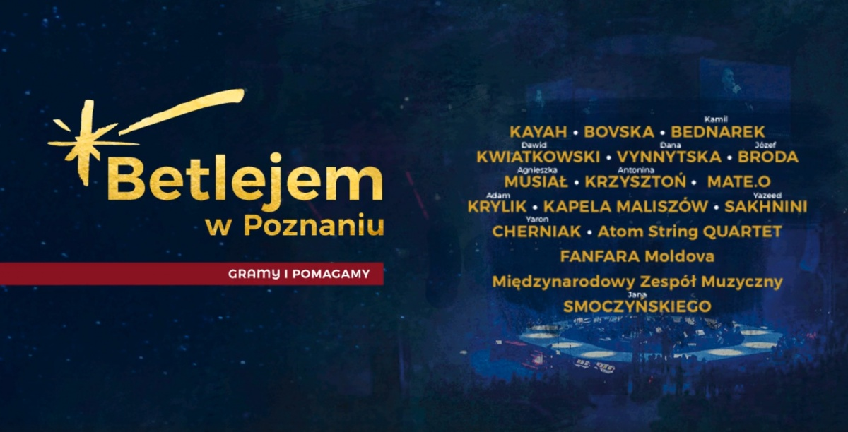 Betlejem w Poznaniu - grafika strona