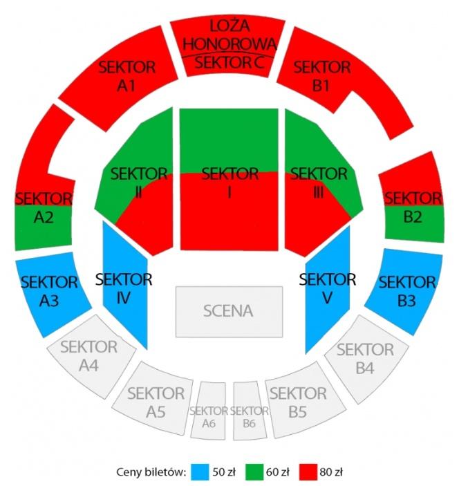 Bilety Betlejem w Poznaniu - Arena
