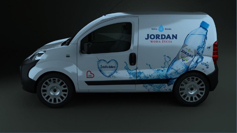 Woda Jordan