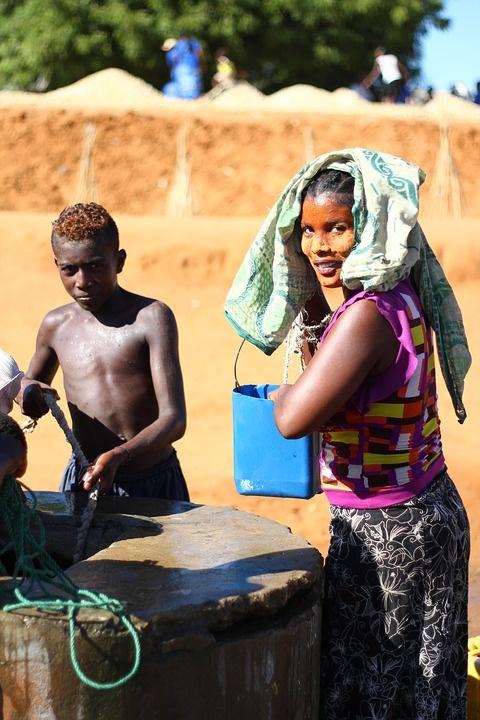 studnia Somalia