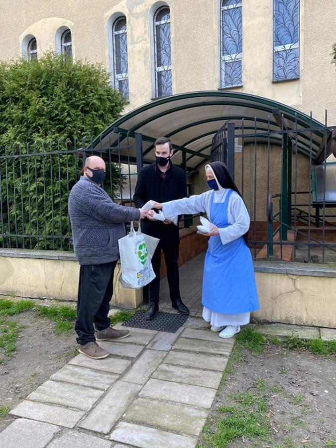 Jadłodajnia Caritas Archidiecezji Poznańskiej pw św Józefa